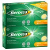 BEROCCA Energie- PACK ECO 60 comprimés effervescents goût orange