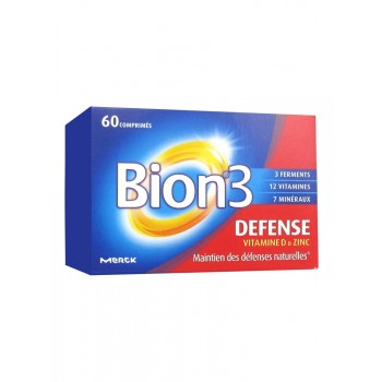 BION 3 DEFENSE 60 comprimés MERCK