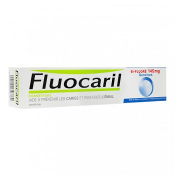 FLUOCARIL dent  Bi-fluoril 145 mg gencives tube 75 ml FLUOCARIL