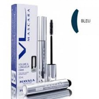 mavala mascara volume longueur bleu nuit 10 ml mavala. Black Bedroom Furniture Sets. Home Design Ideas